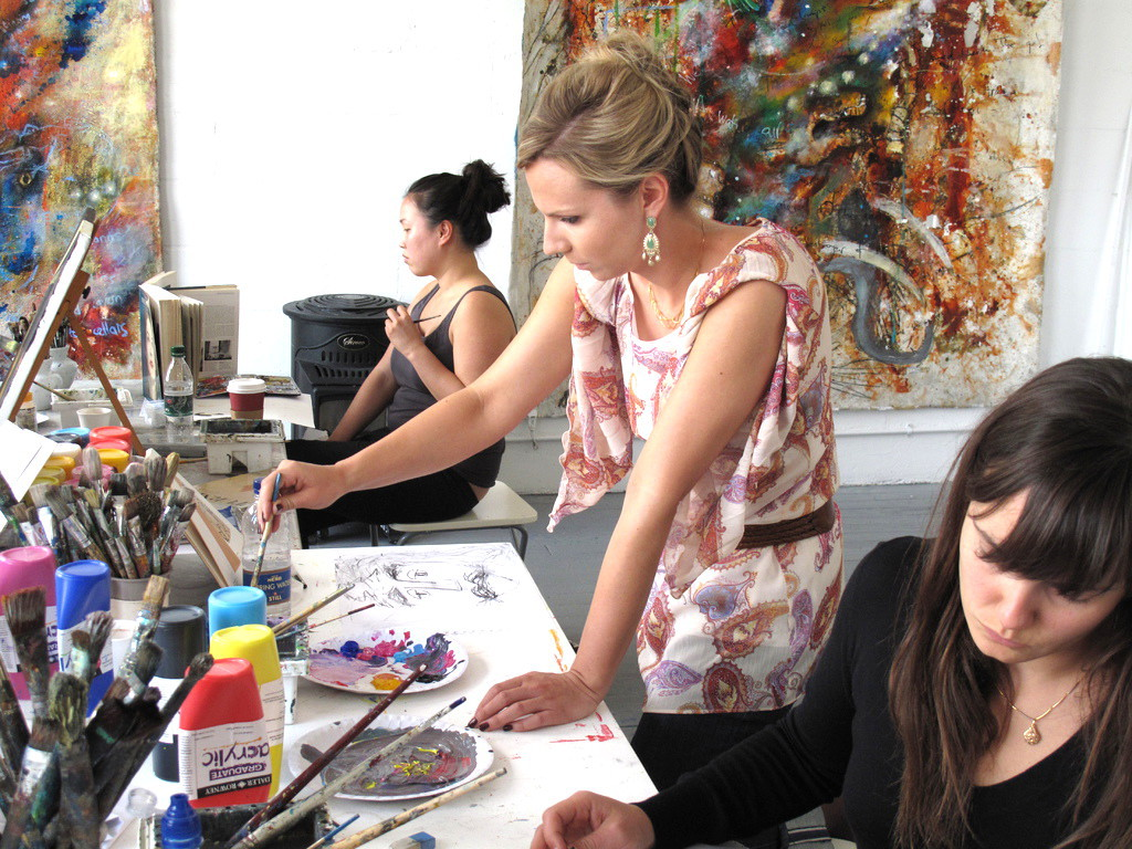 Taking the mystery out of talent Austin Fine Art Classes