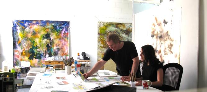 London Art Classes Studio Portfolio Preparation